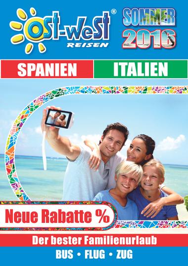 Katalog Familienurlaub 2017